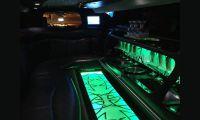 chrysler-limousine-blanche-plancher-conduit-de-lumiere