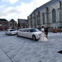 deux-limousines-blancs-mariage