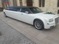 limousine-huwelijk-frank-galan-en-christel