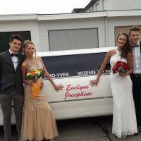 evelyne-josephine-trouwen-limousine